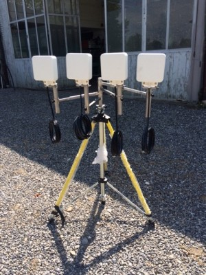 Mobile Mimo-Dual Antenna Stand Set