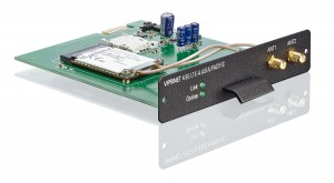 The Viprinet 4.5G/GPS LTE-A Europe/Americas Hot Plug Module